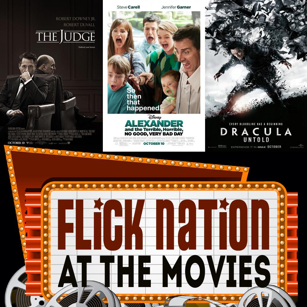Flick Nation: At the Movies – 10/10/14
