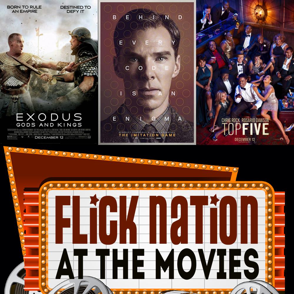 Flick Nation; At the Movies – 12/12/14