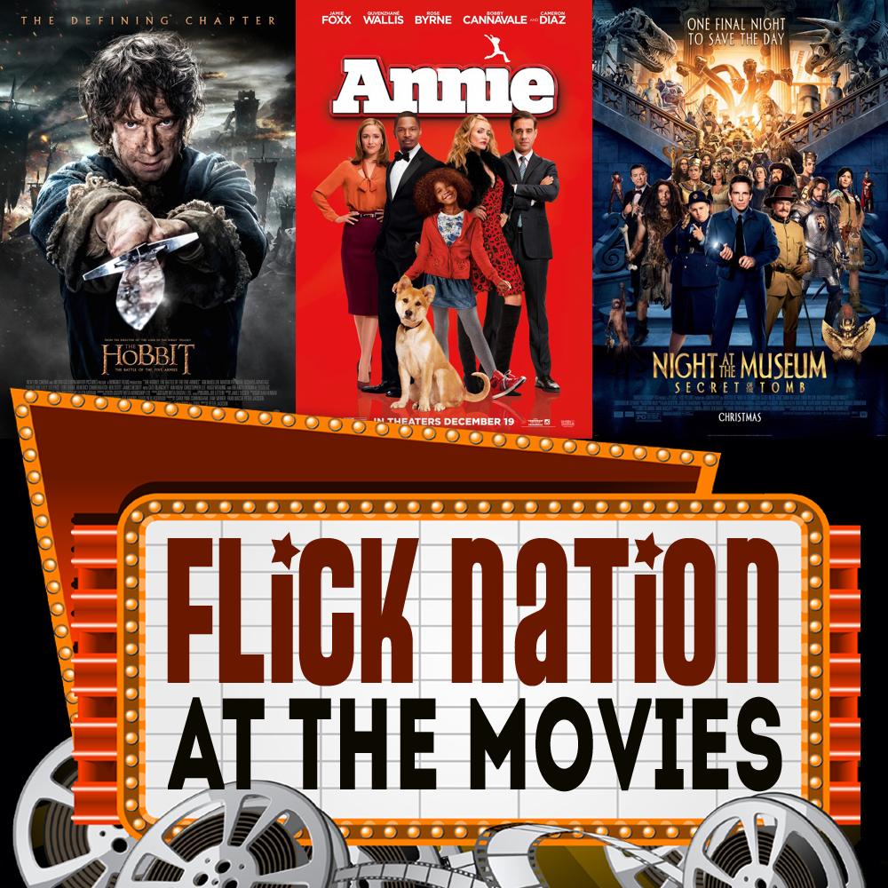 Flick Nation: At the Movies – 12/19/14