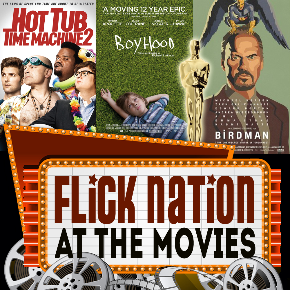 Flick Nation: At the Movies – 2015 Oscars Edition