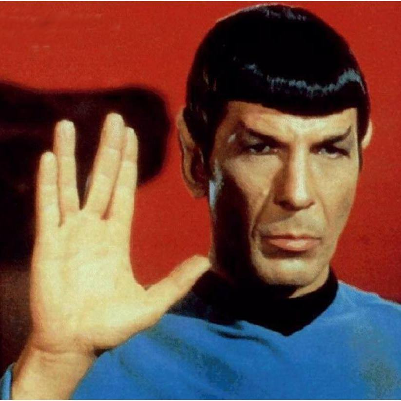 Dennis Willis pays tribute to Leonard Nimoy