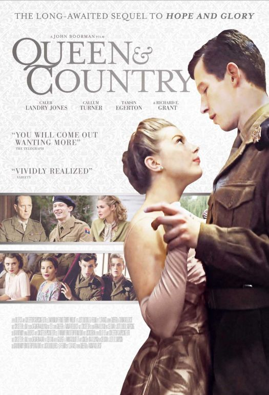 John Boorman's Real Queen & Country: A Cinematic Master Brings the Love Home