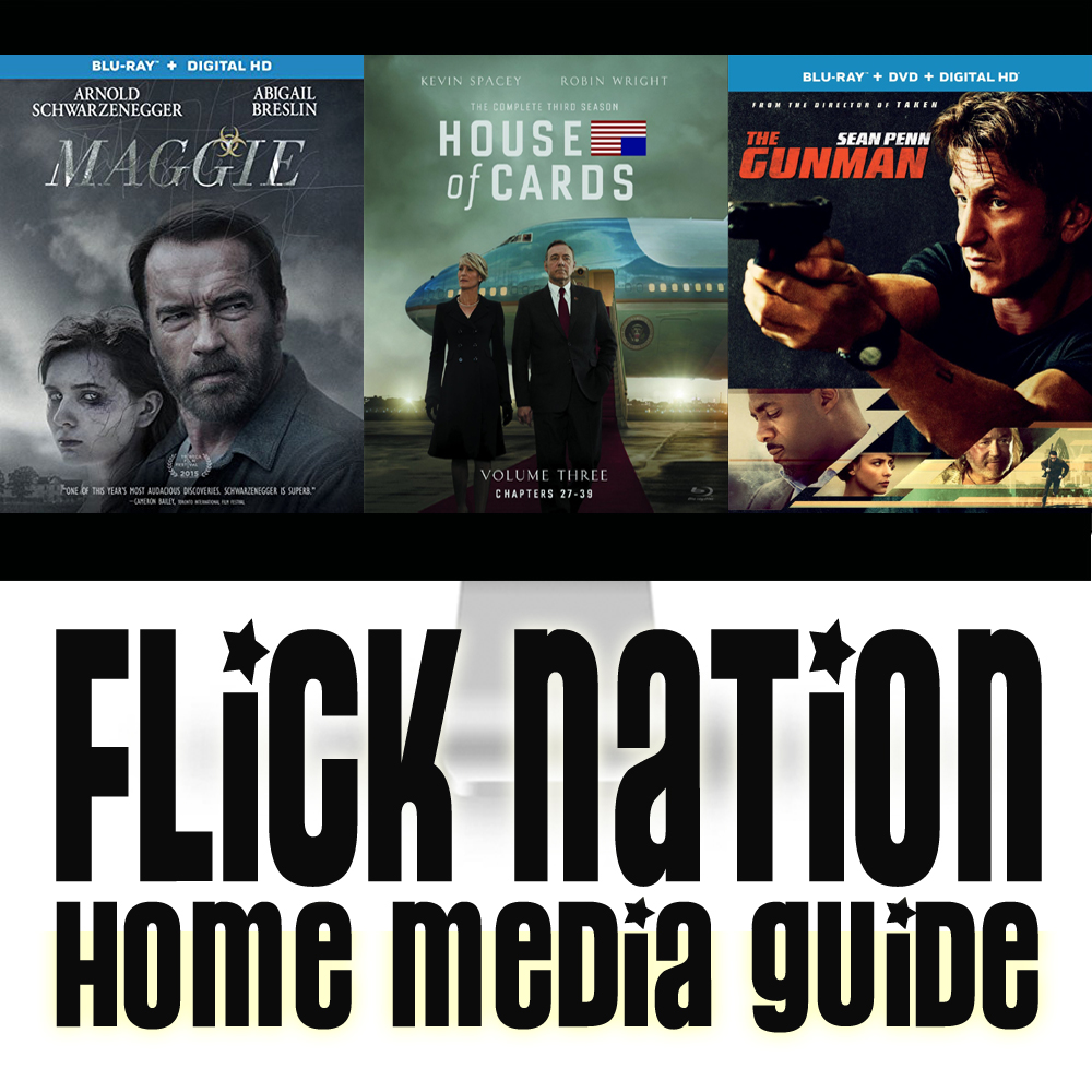 Flick Nation: Home Media Guide – 6/30/15