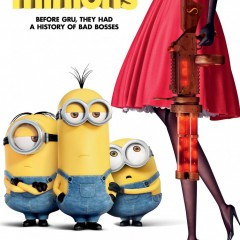 Minions (Poster)