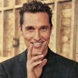 Matthew McCanaughey Circling Man in Black?