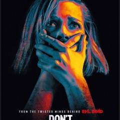 Don't Breathe (Poster)