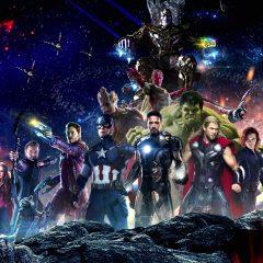 Avengers: Infinity War (First Look)