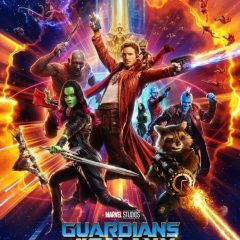 Guardians of the Galaxy, Vol. 2 (Poster)