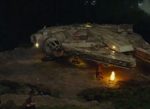 Star Wars: The Last Jedi (Behind the Scenes)
