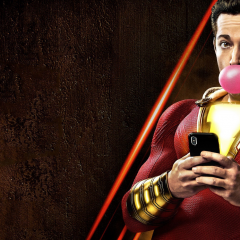 Watch the latest Shazam! Trailer