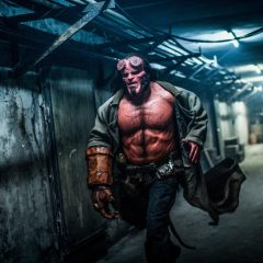Watch the Red Band trailer for Hellboy
