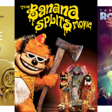 Flick Nation Radio – The Banana Splits Movie, The Hustle + Home Media