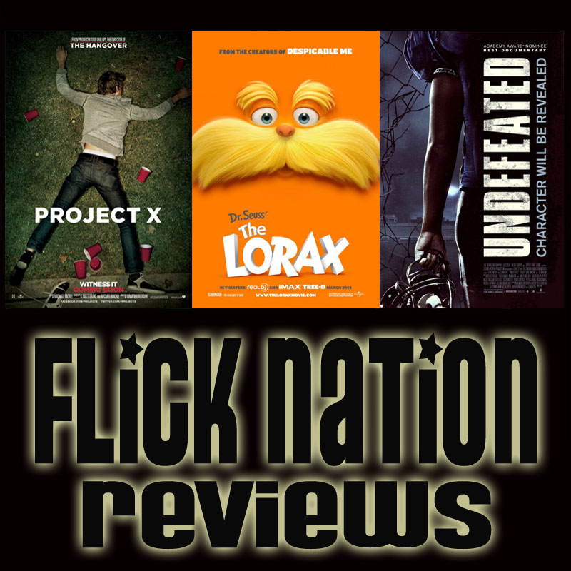 Dennis Willis Movie Reviews – 3/02/12