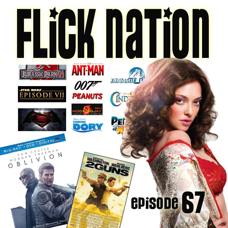 Flick Nation Radio, Episode 67: Living in Oblivion