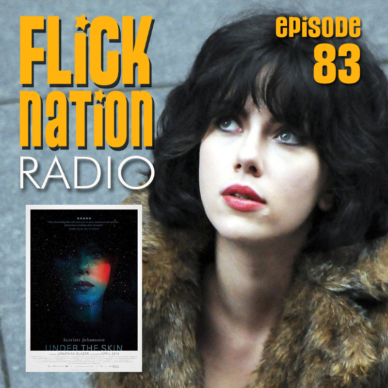 Flick Nation Radio, Episode 83: Frankly Scarlett