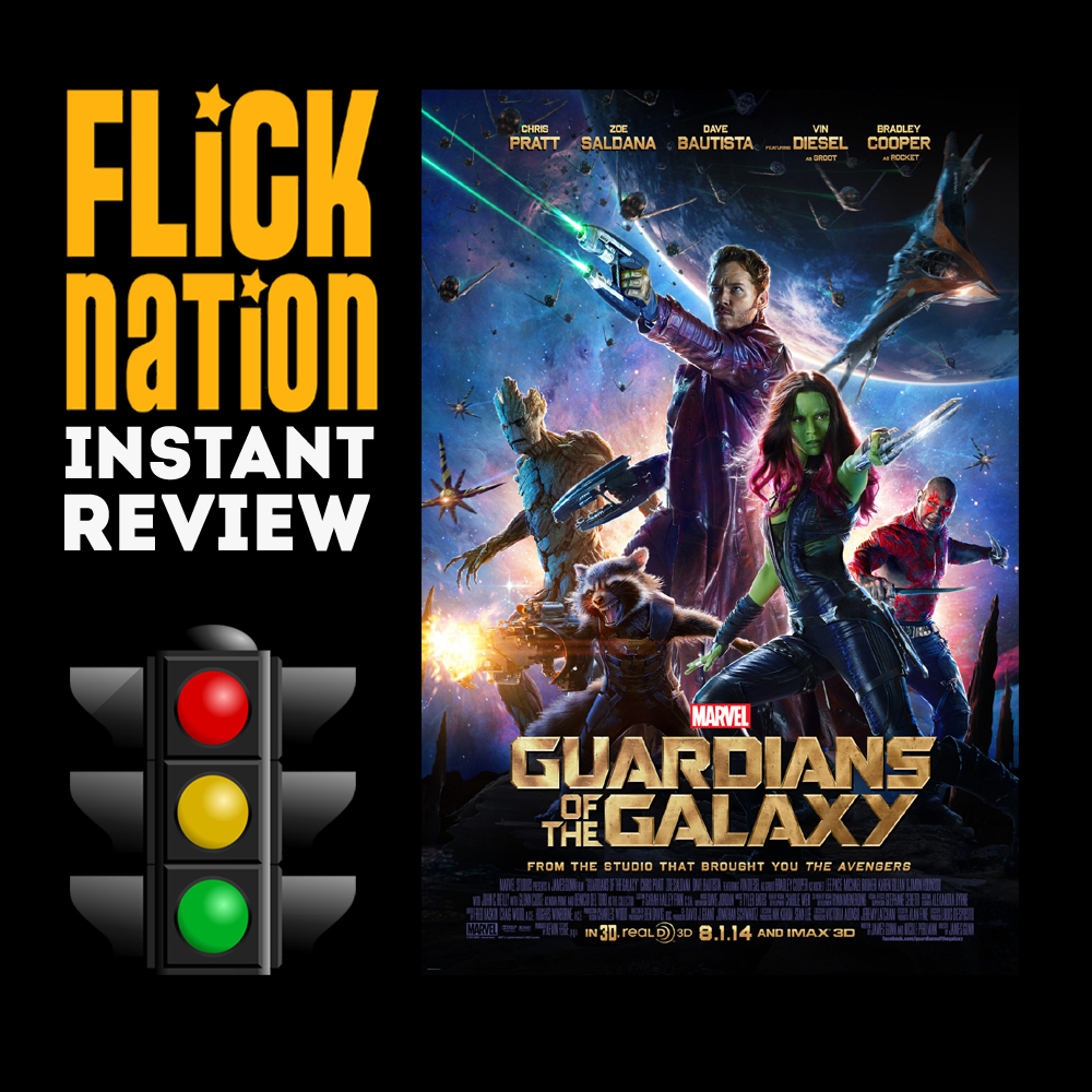 Instant Review: Guardians of the Galaxy