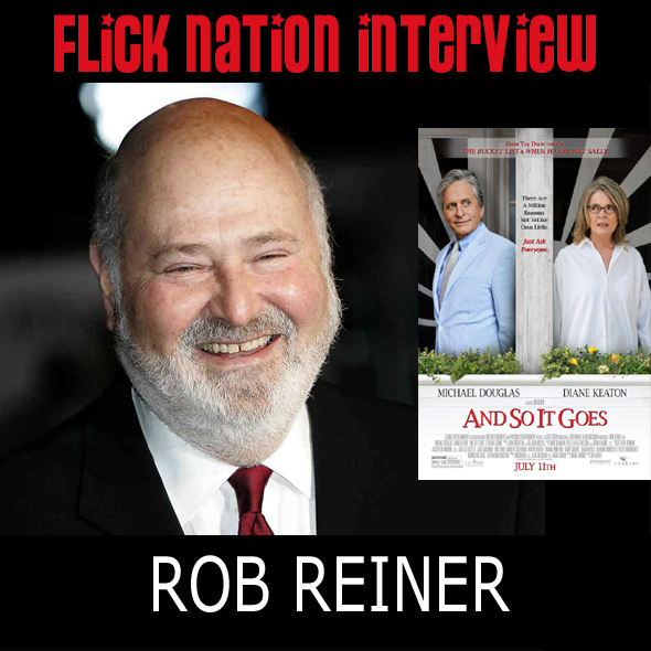 Interview: Rob Reiner (And So It Goes)
