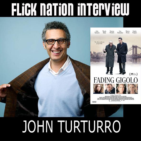 Interview: John Turturro (Fading Gigolo)