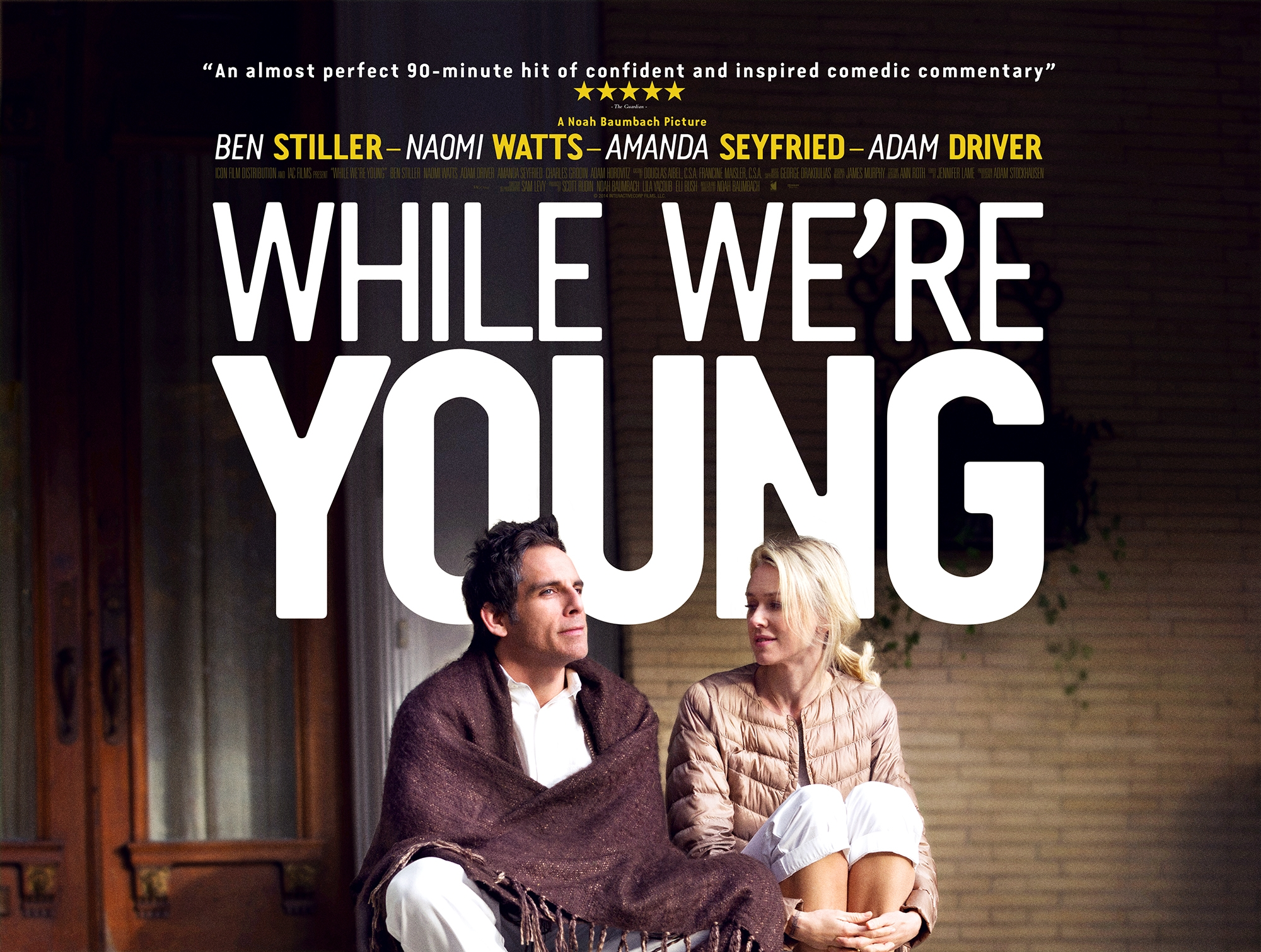 Flick Nation Review: While We're Young