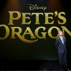Pete's Dragon (Teaser Poster)